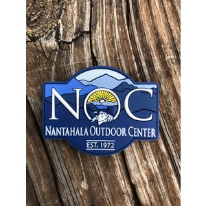 NOC Mountain View PVC Magnet
