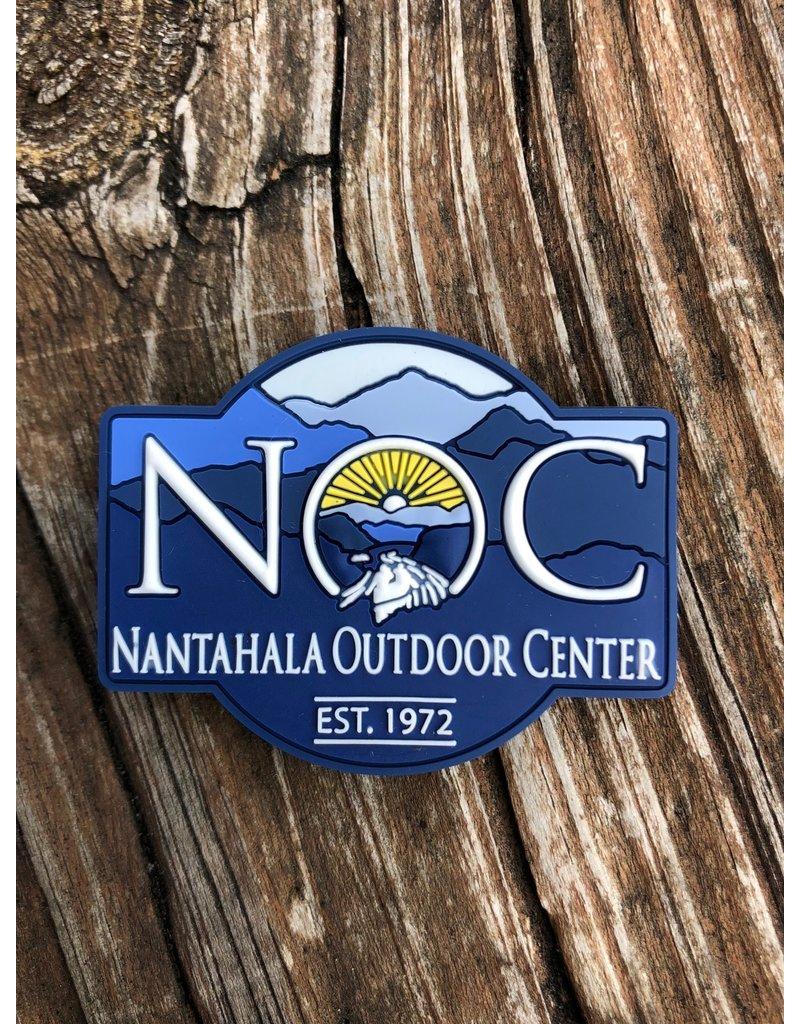 NOC NOC Mountain View PVC Magnet