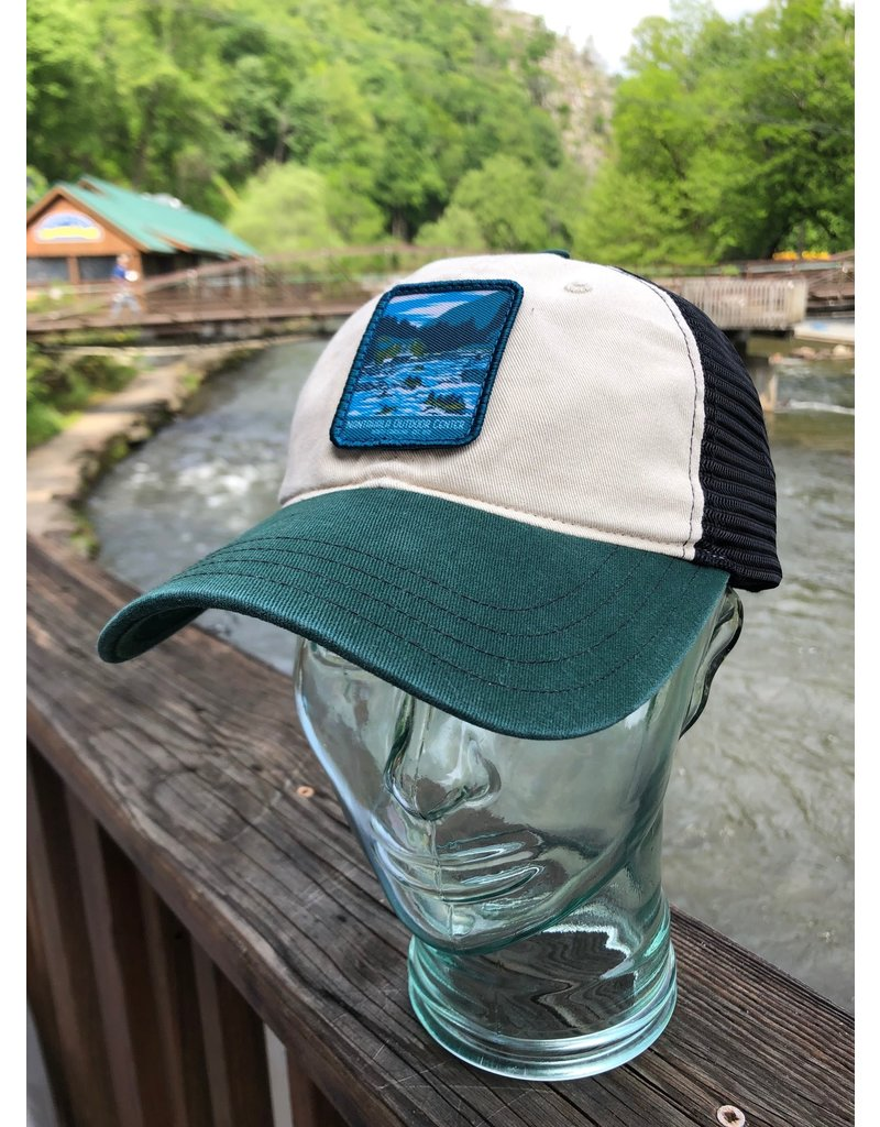 NOC Garment Washed WPA Poster Hat