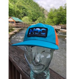NOC Rouge Rafting Silhouette Patch Hat