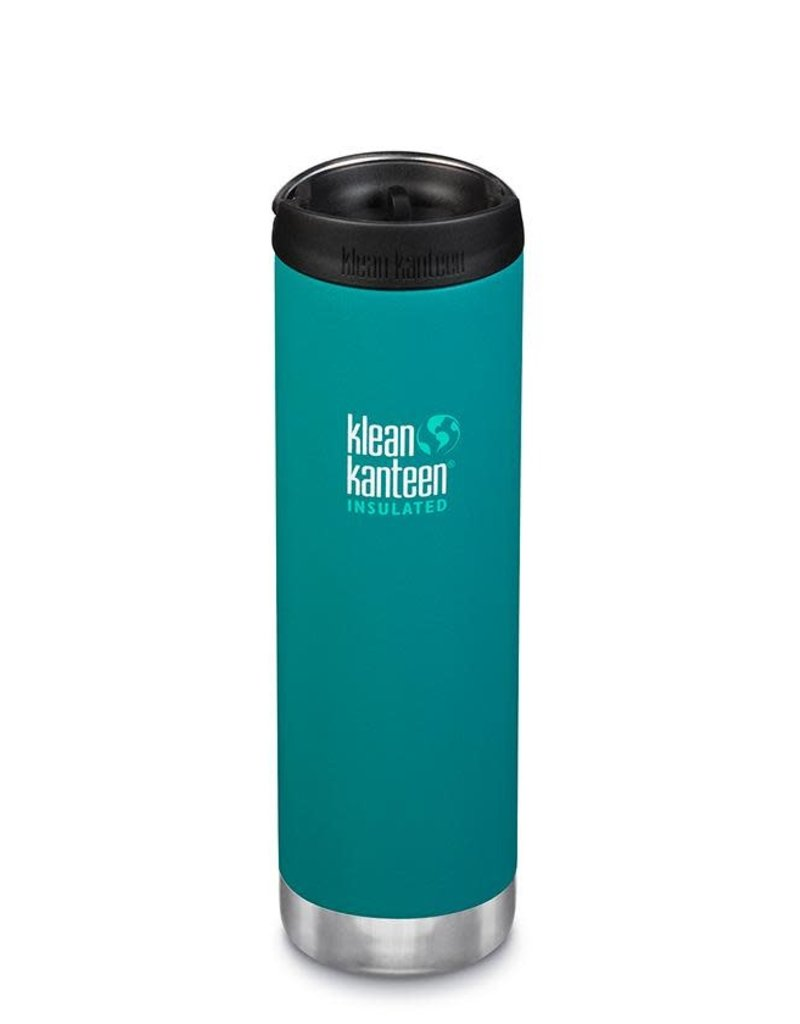 KLEAN KANTEEN TK Wide 20oz with Cafe' Cap