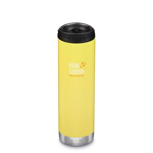 KLEAN KANTEEN TK Wide 20oz with Cafe Cap