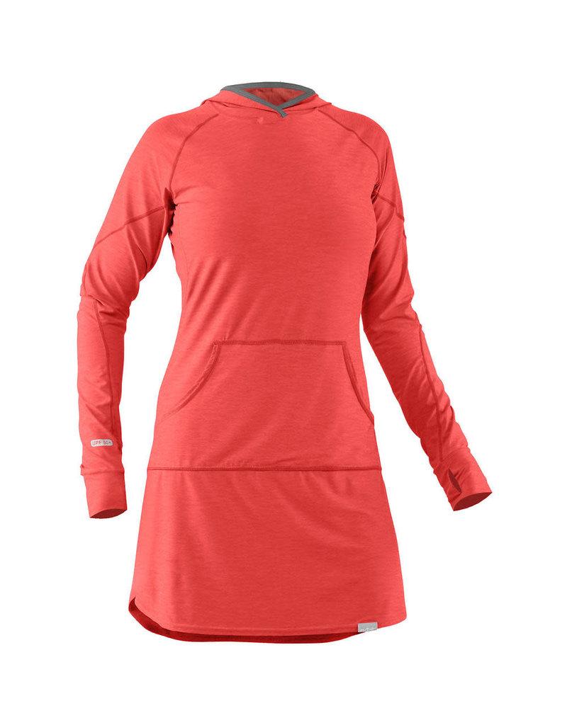 NRS Women's H2Core Silkweight Hoodie Dress
