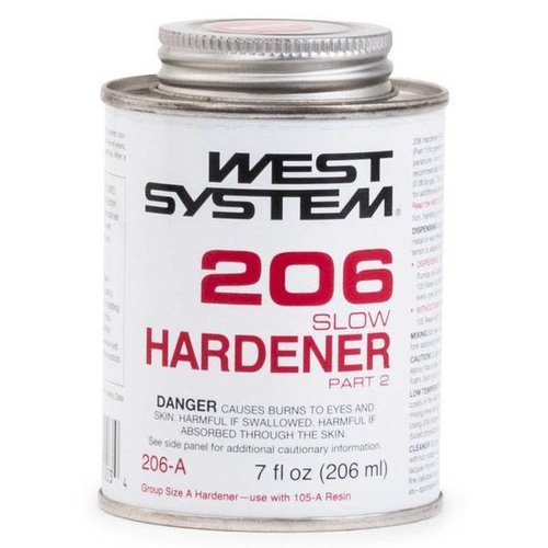 West Systems West System - 206-A - Slow Hardener - 0.44 pt