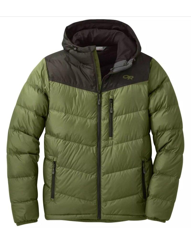Outdoor Research Men's Transcendent Down Hoody Jacket