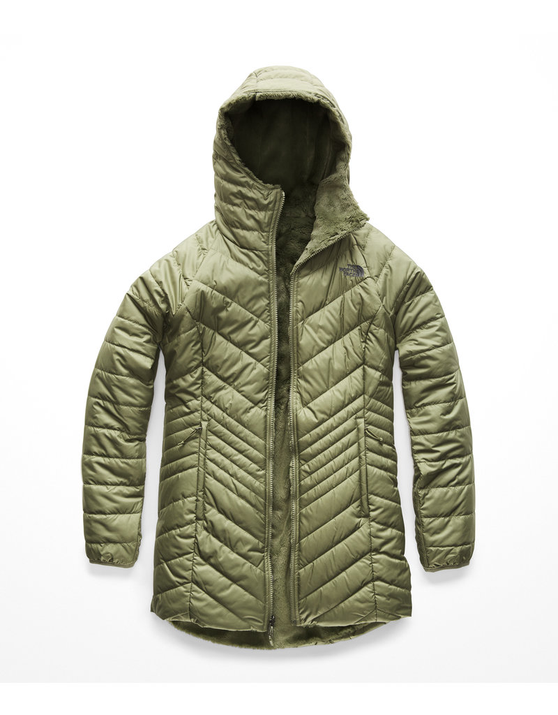 North Face Womens Mossbud Insulated Reversible Parka