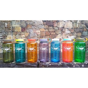 NOC Logo Nalgene 32oz Wide Mouth