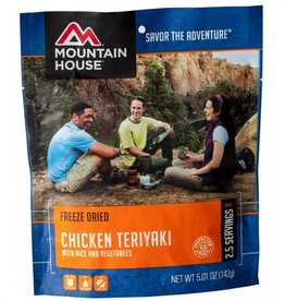 MOUNTAIN HOUSE Chicken Teriyaki with Rice