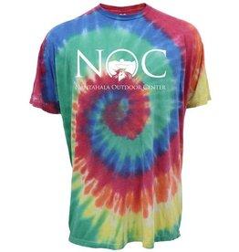 NOC NOC Festival Tee Rainbow Short Sleeve