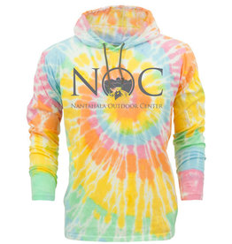 NOC NOC Cyclone Tie Dye Hoody