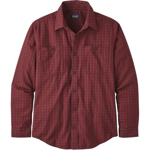 Patagonia Men's Long Sleeve Pima Cotton Shirt