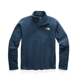 North Face Men's Textured Cap Rock Pullover