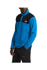 North Face Mens TKA Glacier Snap-Neck Pullover