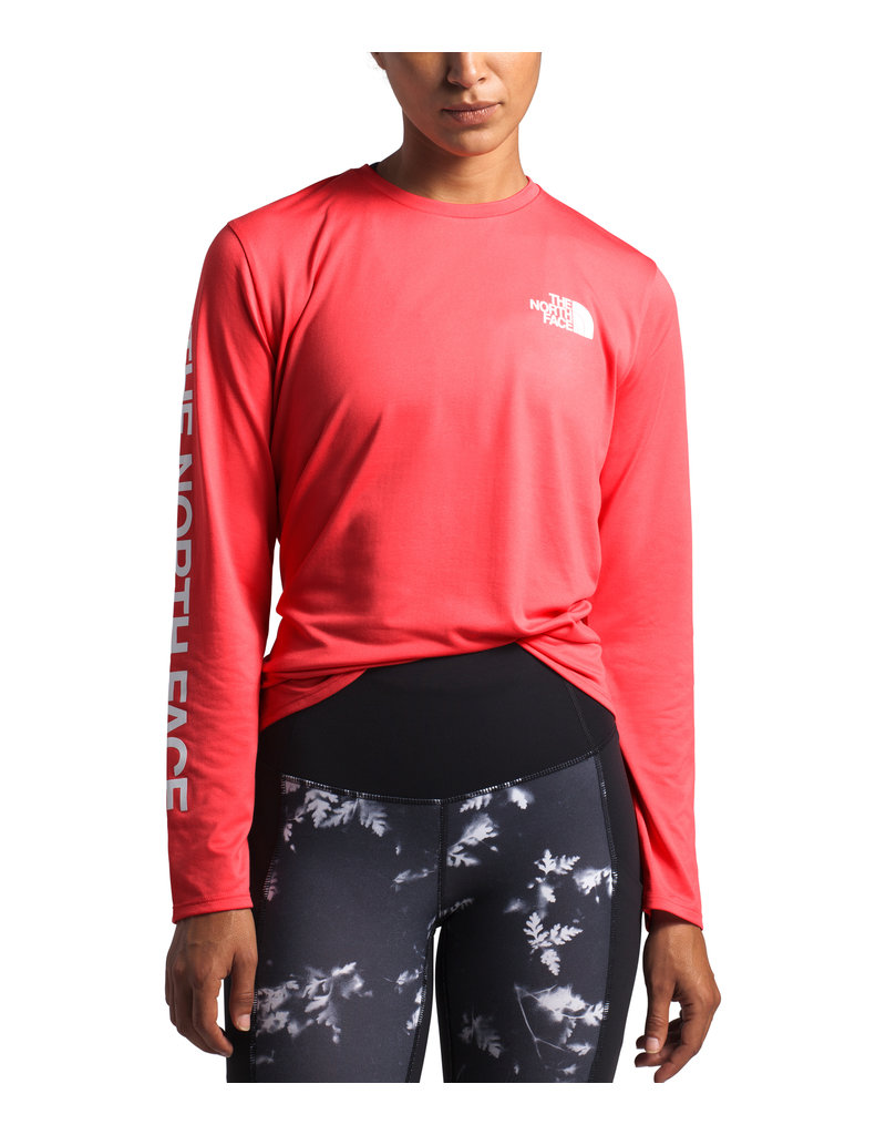 North Face Women's Long-sleeved Reaxion Tee