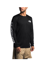 North Face Men's Long Sleeve Reaxion Graphic Tee