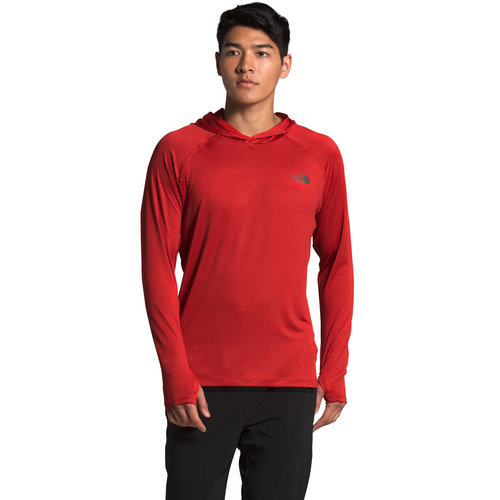 North Face Men's HyperLayer FlashDry Hoodie