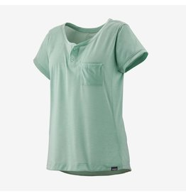 Patagonia Women's Capilene Cool Trail Bike Henley