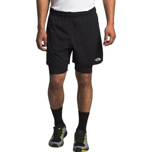 North Face Mens Active Trail Dual Short