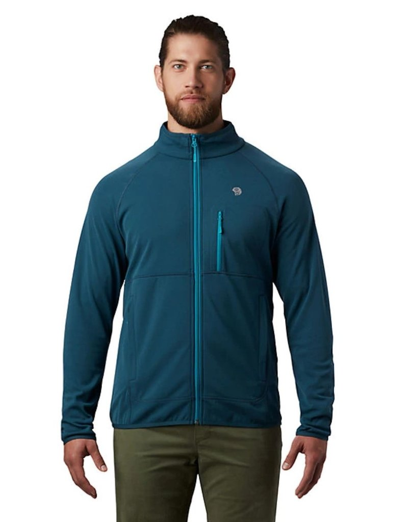 Mountain Hardwear Men's Norse Peak Full Zip Jacket