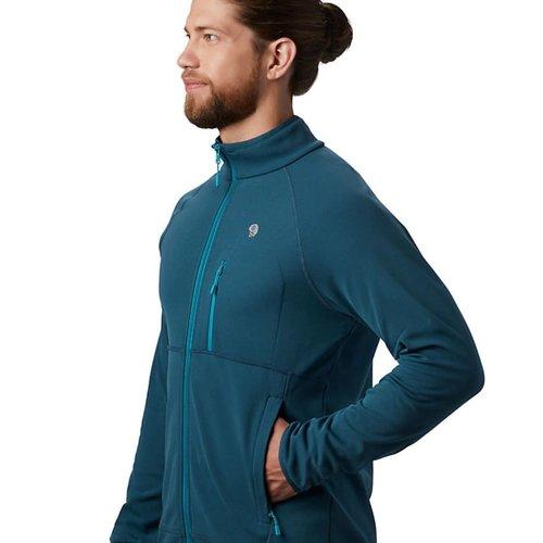 Mountain Hardwear Mens Norse Peak Full Zip Jacket