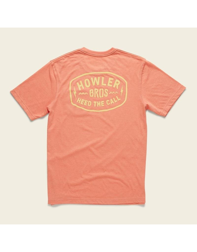 Howler Brothers Painted Howler Select Pocket T-shirt