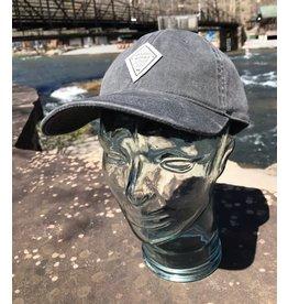 NOC 324  Garment Washed NOC Diamond Patch Cap -