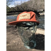 NOC Active Trucker - Leather Patch