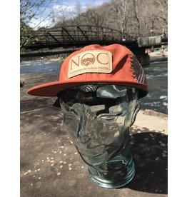 NOC 935 Rouge NOC Logo Leather Patch -