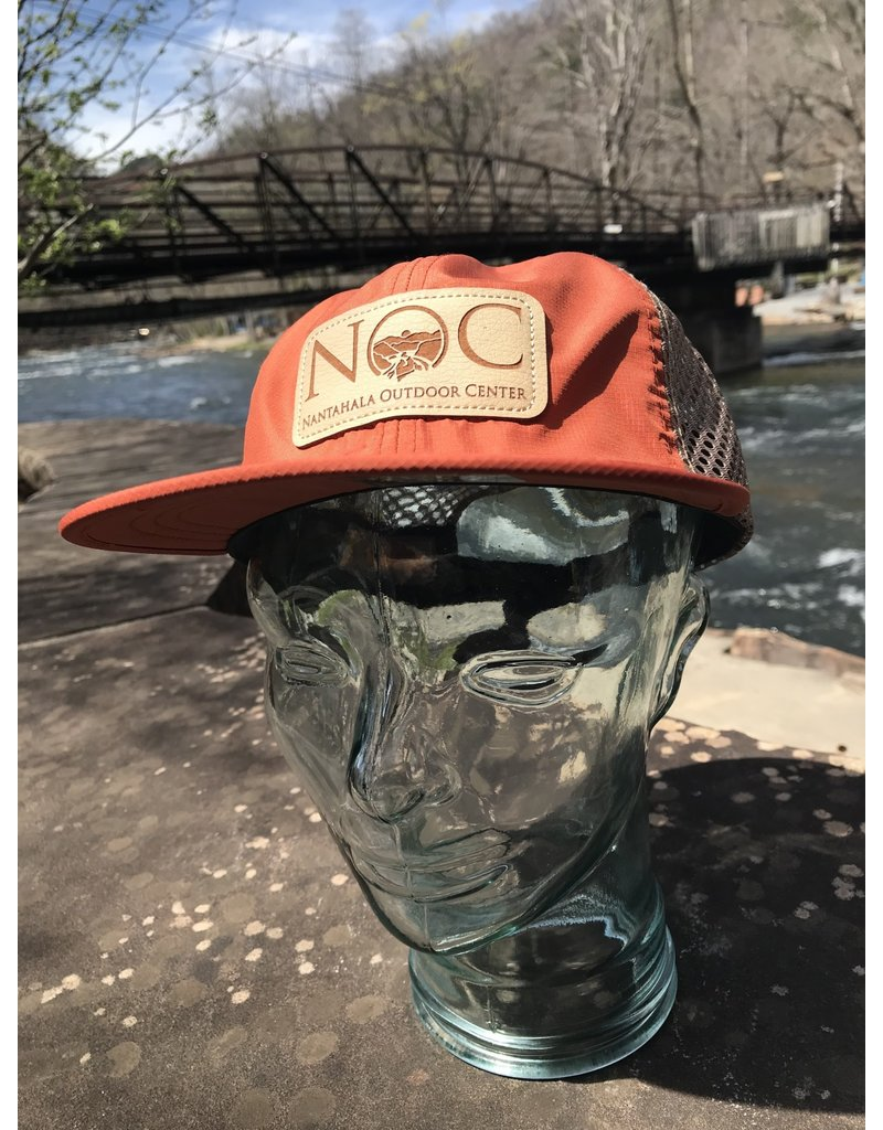 NOC NOC Active Trucker - Leather Patch