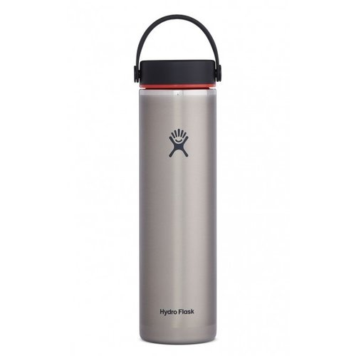 HYDROFLASK 24oz Wide Trail Light w/Flex Cap