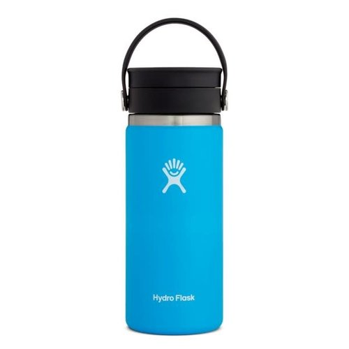 HYDROFLASK 16oz Wide Mouth w/Flex Sip Lid