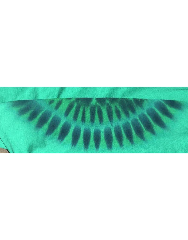NOC Nantahala River FLOWER CHILD Elbow Tie Dye
