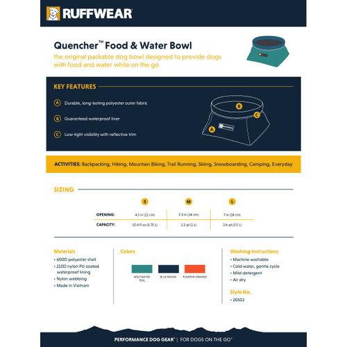 Ruffwear Quencher