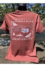 NOC Trailworthy: Nantahala River Map Biblend S/S