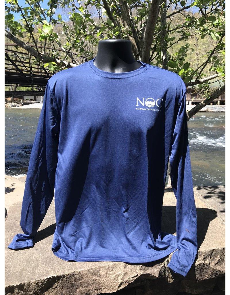 NOC Trailworthy: Nantahala River Map Solar L/S