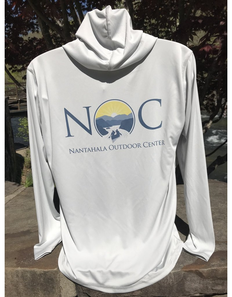 NOC NOC Logo Solar Hoody