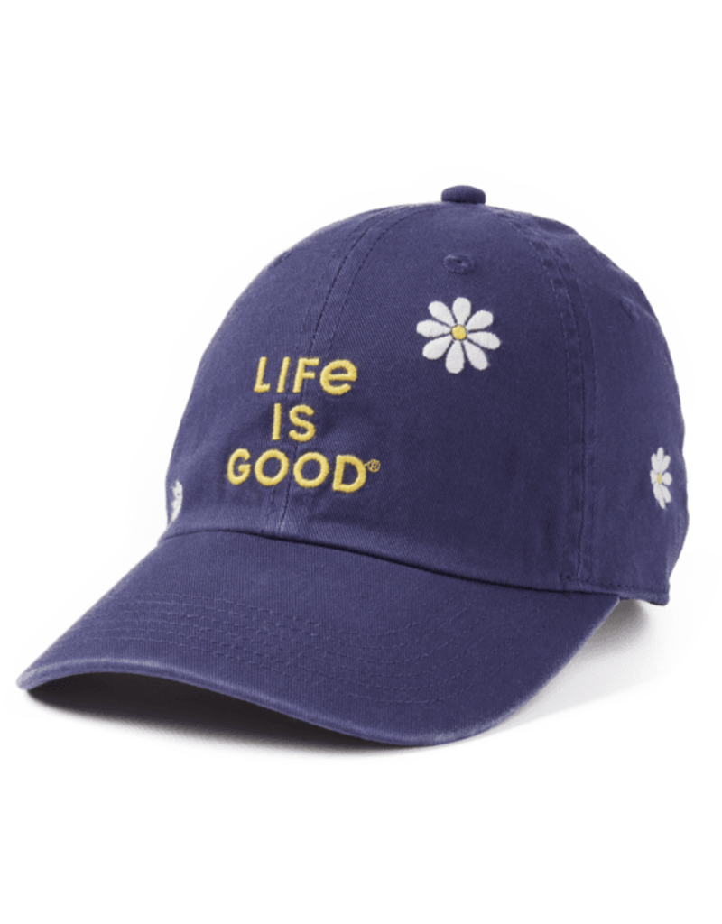 Life is Good Daisy Life is Good Stack Chill Cap