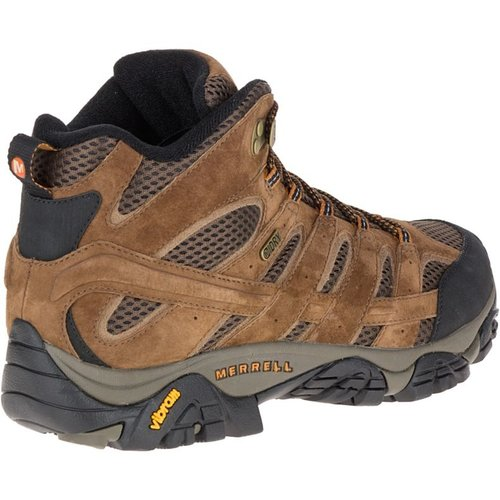 MERRELL Men's Moab 2 Mid Waterproof