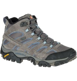 MERRELL Women's Moab 2 Mid Waterproof