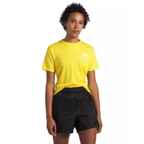 North Face Women's Short Sleeve Reaxion Tee
