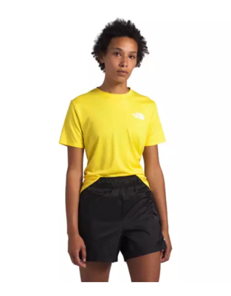 North Face Women's Short Sleeve Reaxion Tee 1