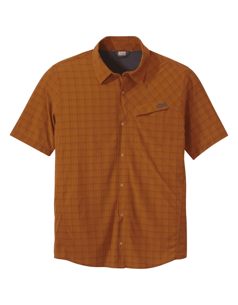 Outdoor Research Men's Astroman Short Sleeve Sun Shirt