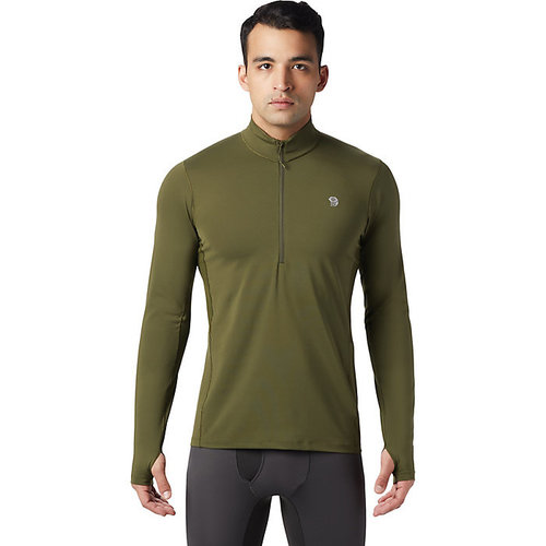 Mountain Hardwear Mens Ghee™ Long Sleeve 1/2 Zip