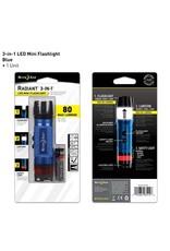 Nite Ize 3-in-1 LED Mini Flashlight - Blue