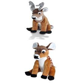 "Wild Republic 14 Different Cuddlekins Plush 12"""
