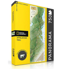 Appalachian Trail Conservancy Appalachian Trail Poster Map Puzzle