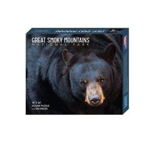 J Scott Graham Black Bear Puzzle