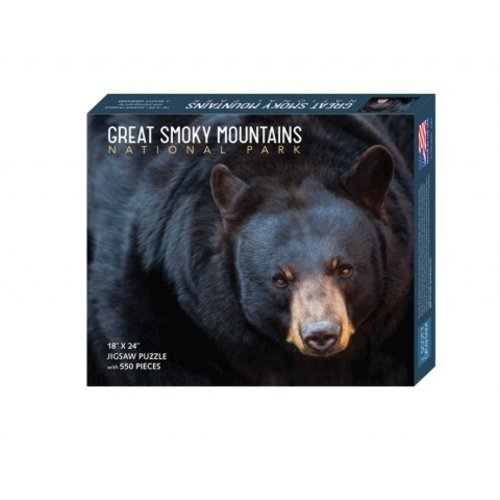 J Scott Graham Black Bear Puzzle