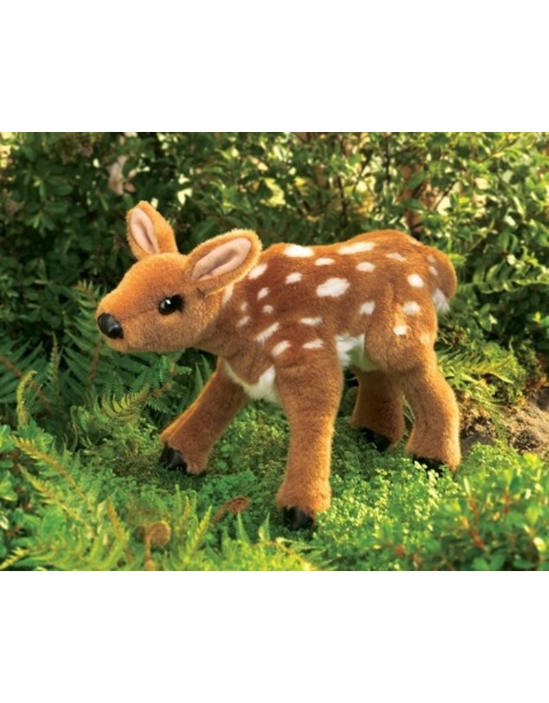 Folkmanis Hand Puppet-FAWN