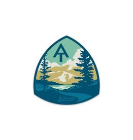 Landmark Project Appalachian Trail Sticker